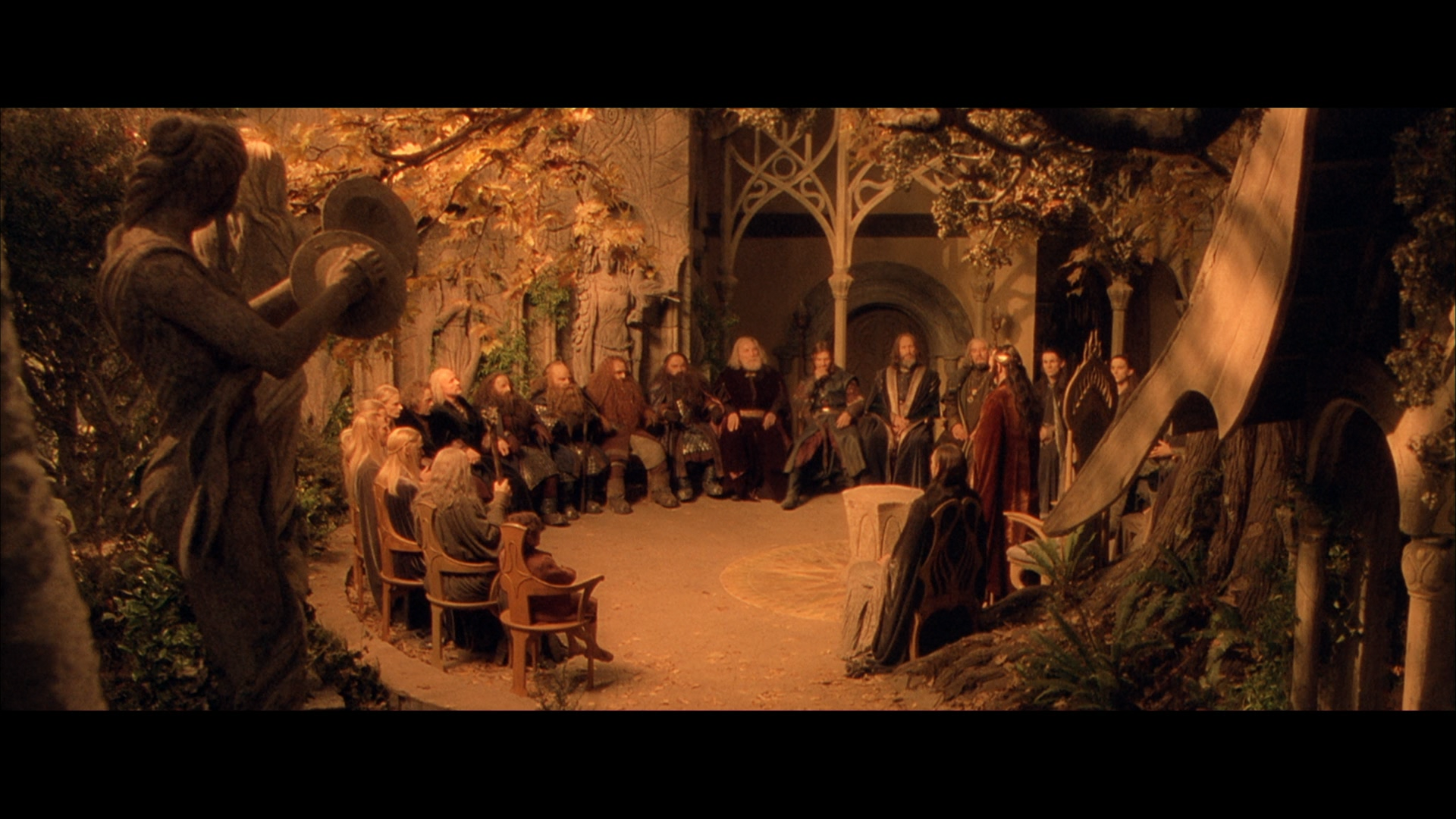 The Council of Elrond Movie Lord of the Rings Lord of the 1920x1080