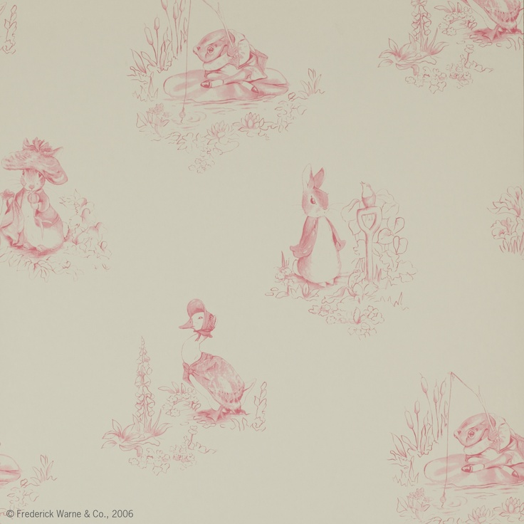 Beatrix Potter Wallpaper Wallpapersafari