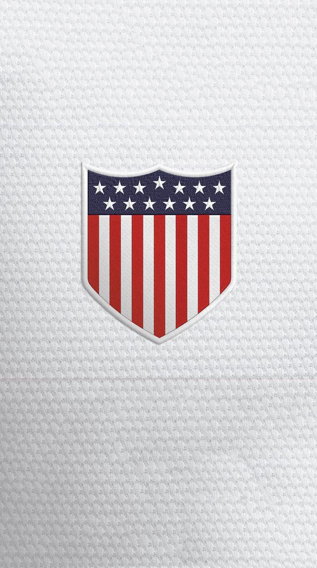 Orellana Creative US Soccer iPhone Wallpaper 640x1146