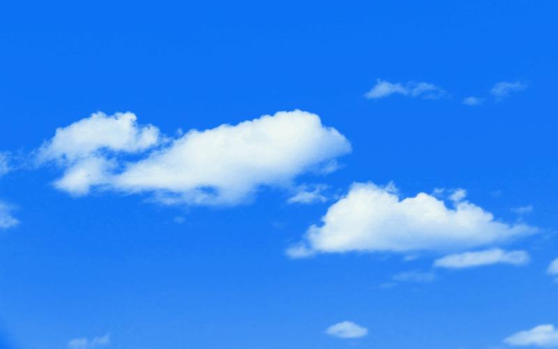 Blue Clouds Beautiful Blue Sky Nature Sky HD Desktop Wallpaper 800x500