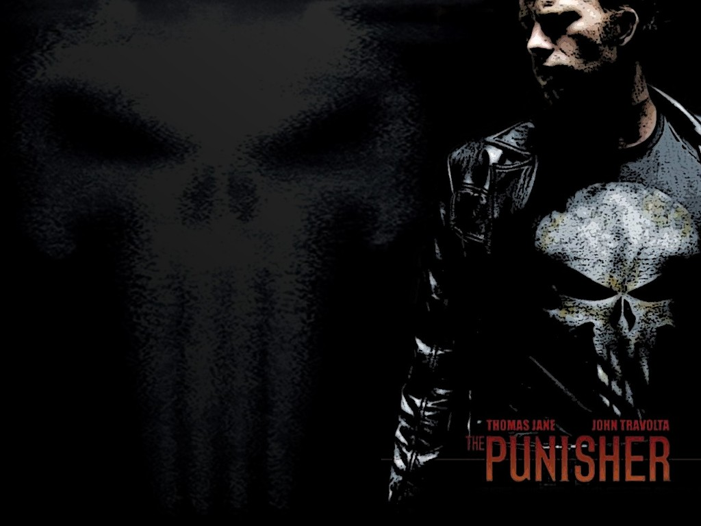 The Punisher wallpaper de siradon provenant de The Punisher 1024x768