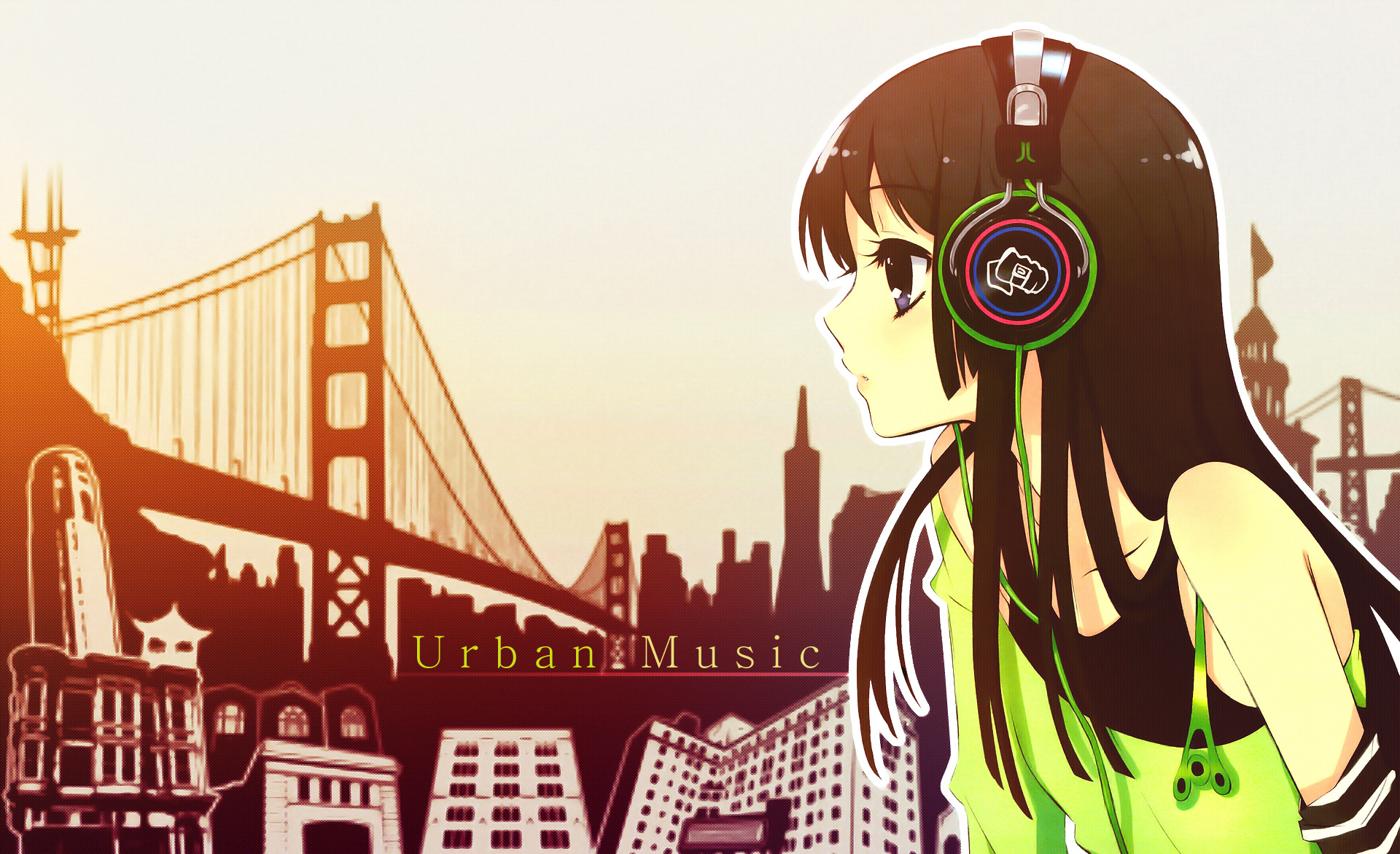 76 Anime Music Wallpaper On Wallpapersafari