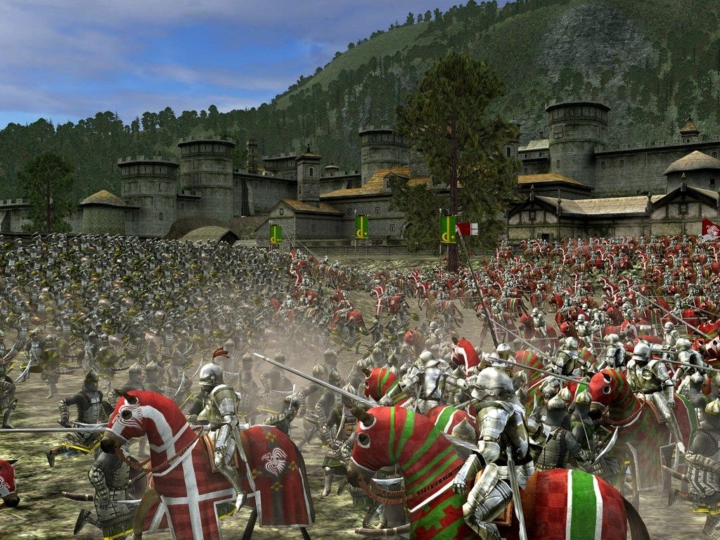 Wallpaper Medieval 2 Total War Download Wallpaper 1024x768