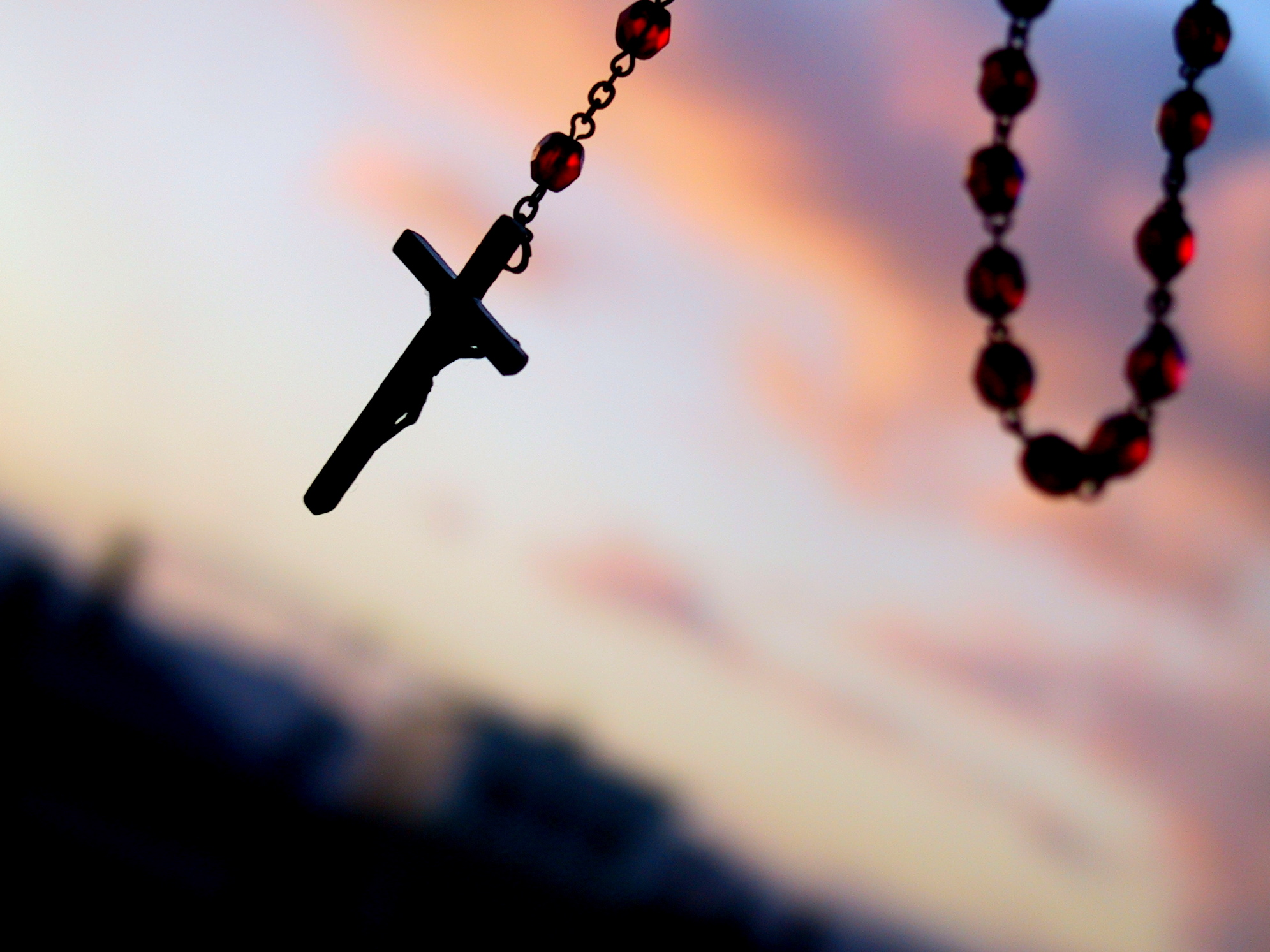 Rosary Wallpaper - WallpaperSafari