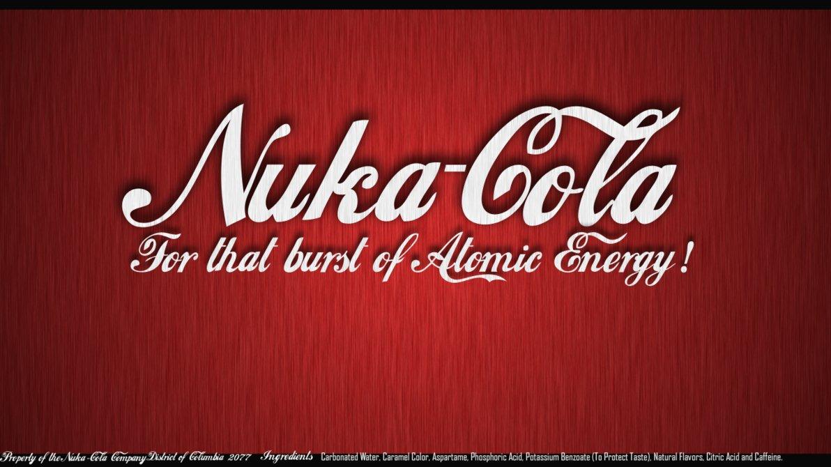 Free Download Nuka Cola Wallpaper Nuka Cola Ad By Omnitelik
