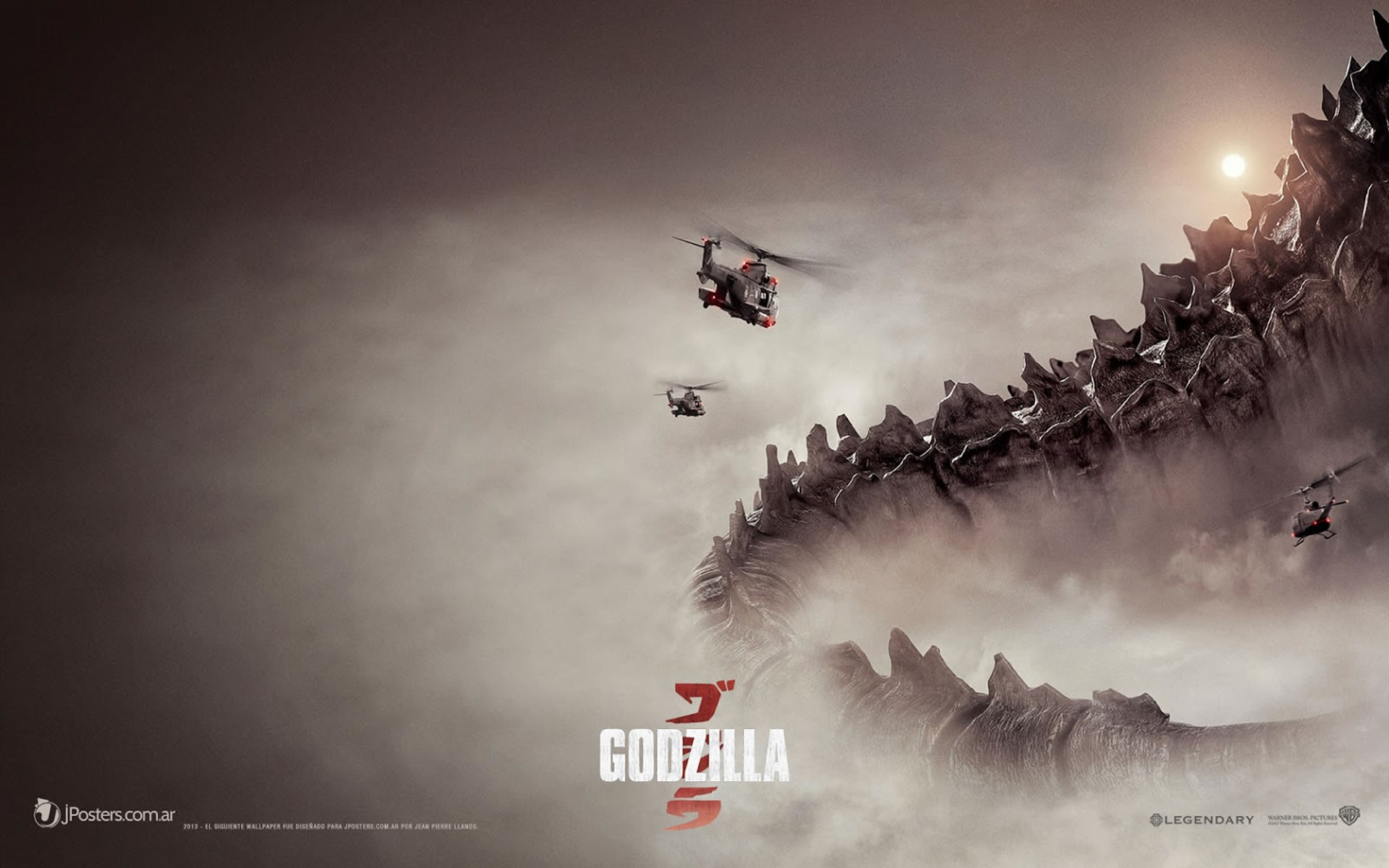 Wallpaper Godzilla 2014   Wallpapers   Wallpapers 1920x1200