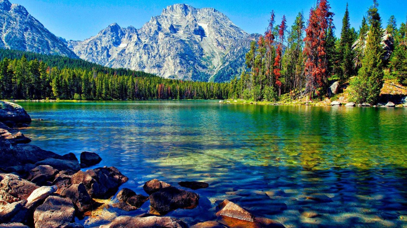 Beautiful Place Wallpaper   Best HD Wallpapers 1366x768