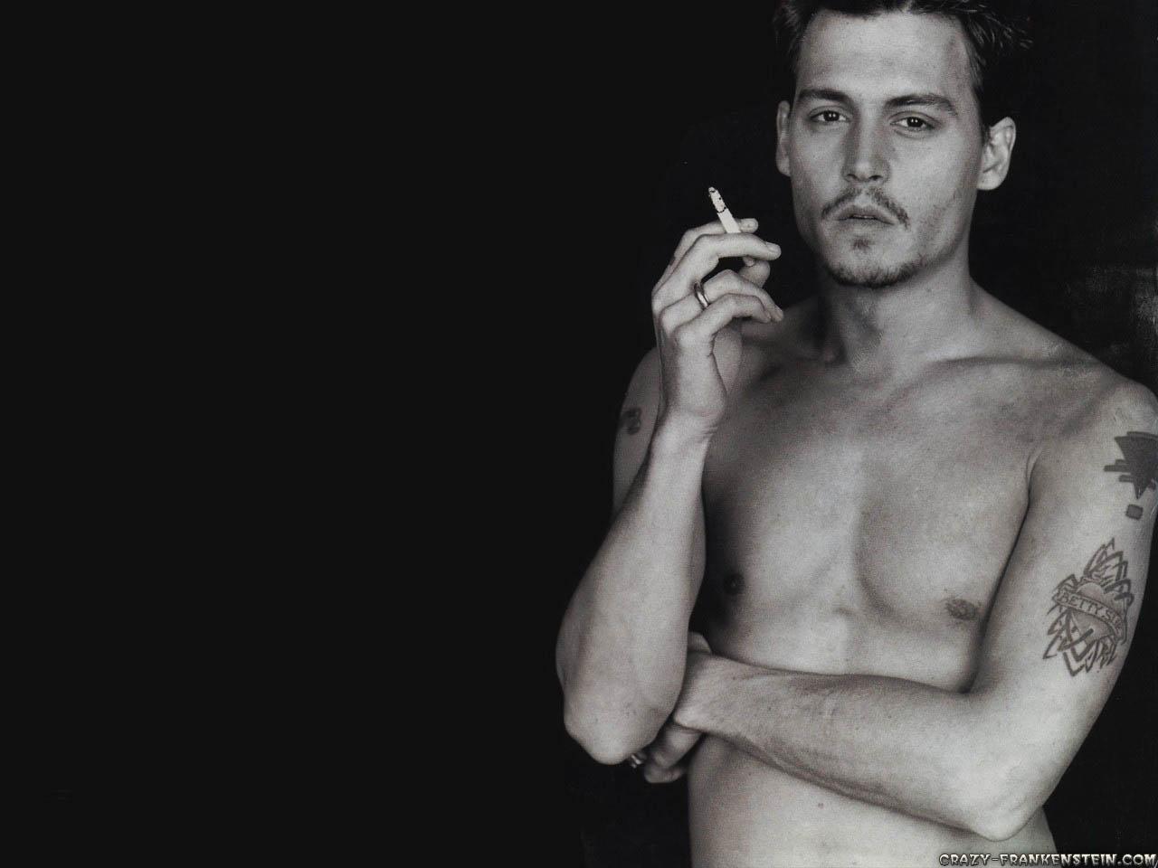 Johnny Depp Jung