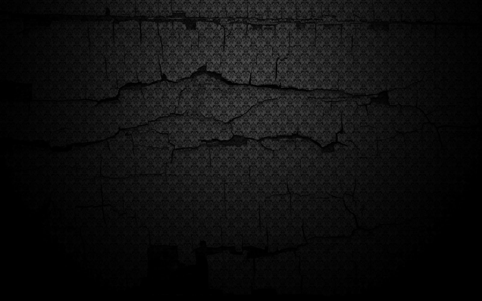Dark Wall Paper Pattern HD Desktop Wallpaper 1600x1000