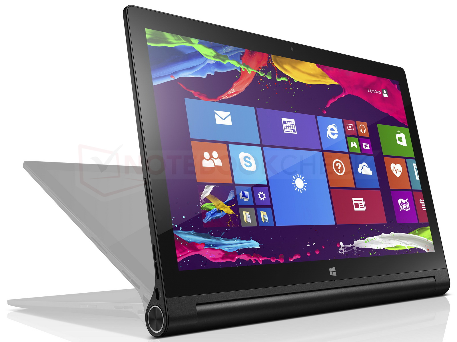 Lenovo 13 Zoll Yoga Tablet 2 mit Windows 81   Notebookcheckcom News 1600x1200