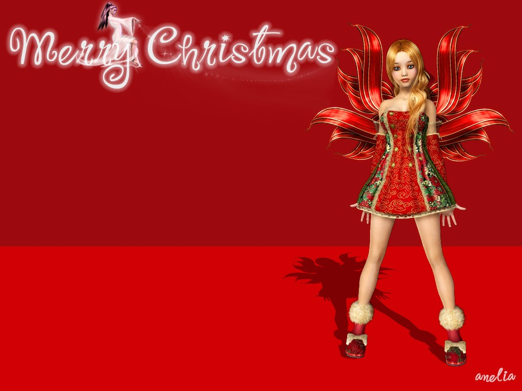 wallpapers christmas blinking bulbs wallpapers wallpapers new year 1024x768