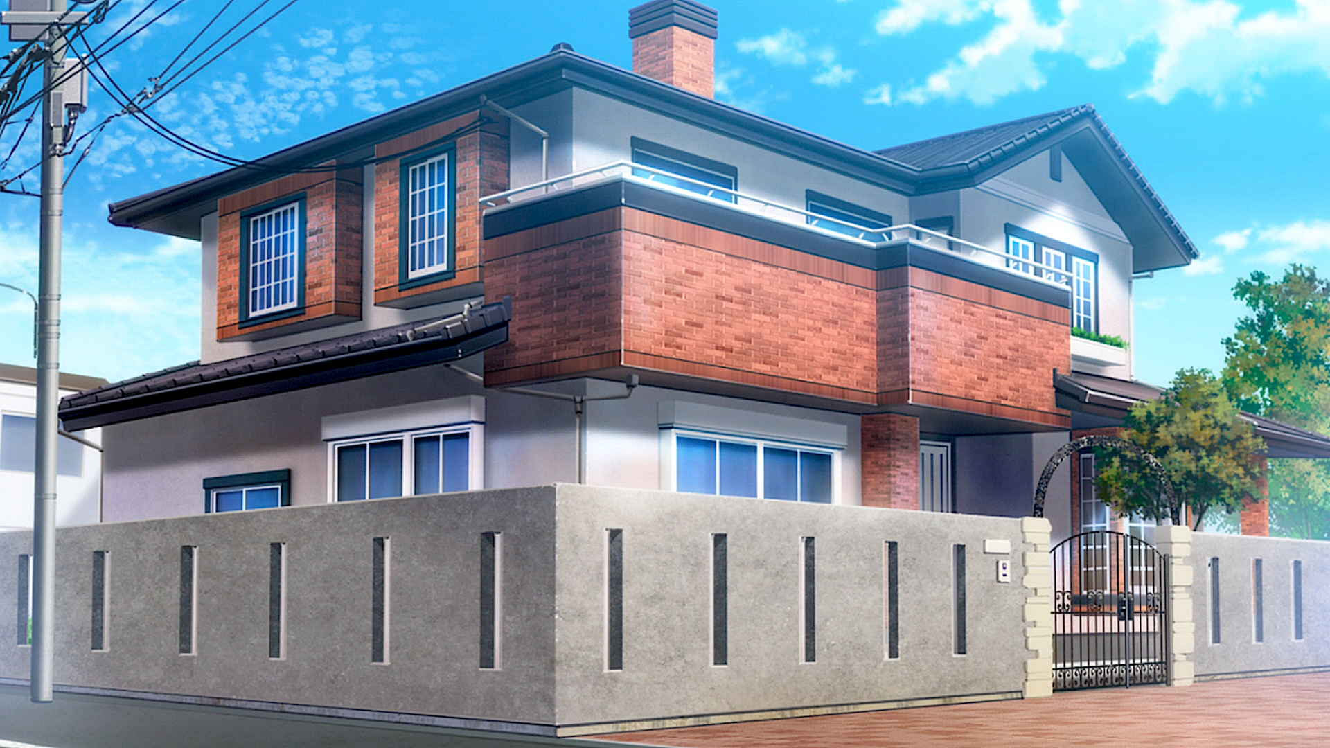 Momokino Residence HD Wallpaper Background Image 1920x1080 1920x1080