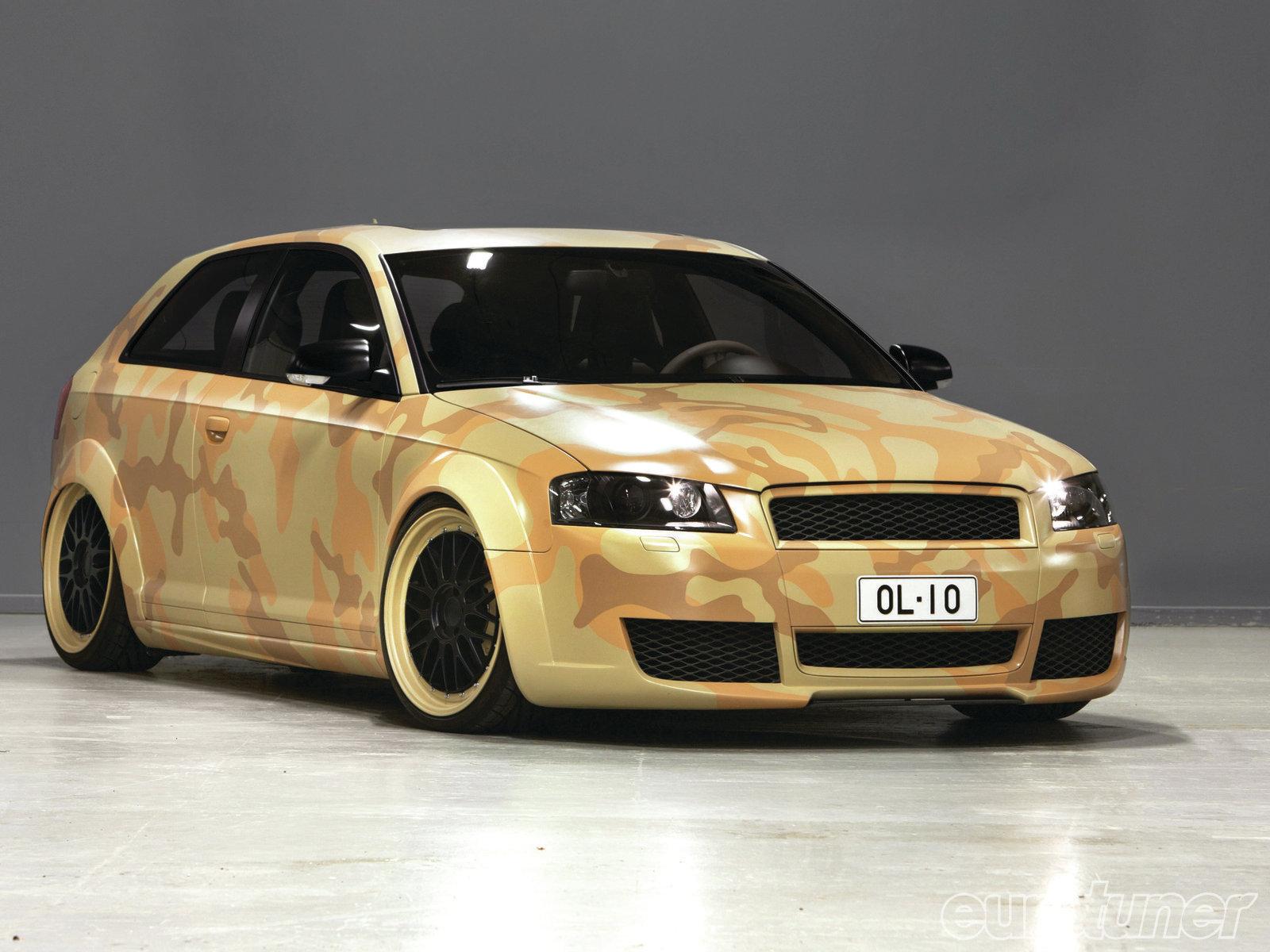 2006 Audi A3 32   Weapon Of Choice   Eurotuner Magazine 1600x1200