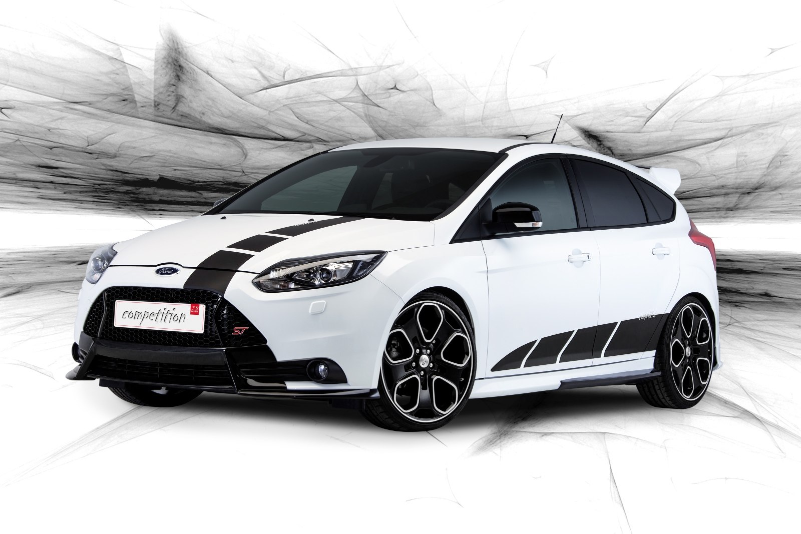 New Ford Focus ST 2013 HD Wallpaper of Car   hdwallpaper2013com 1600x1067