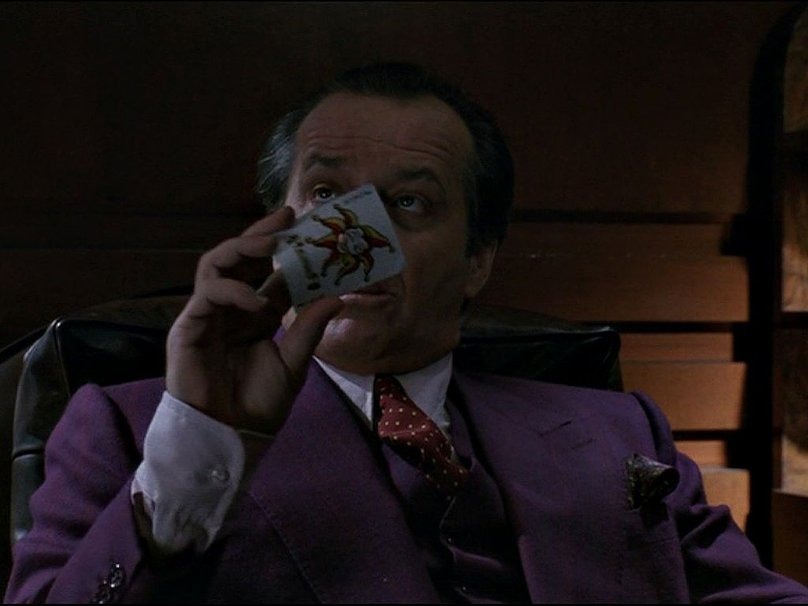 Jack Nicholson The Joker wallpaper   ForWallpapercom 808x606
