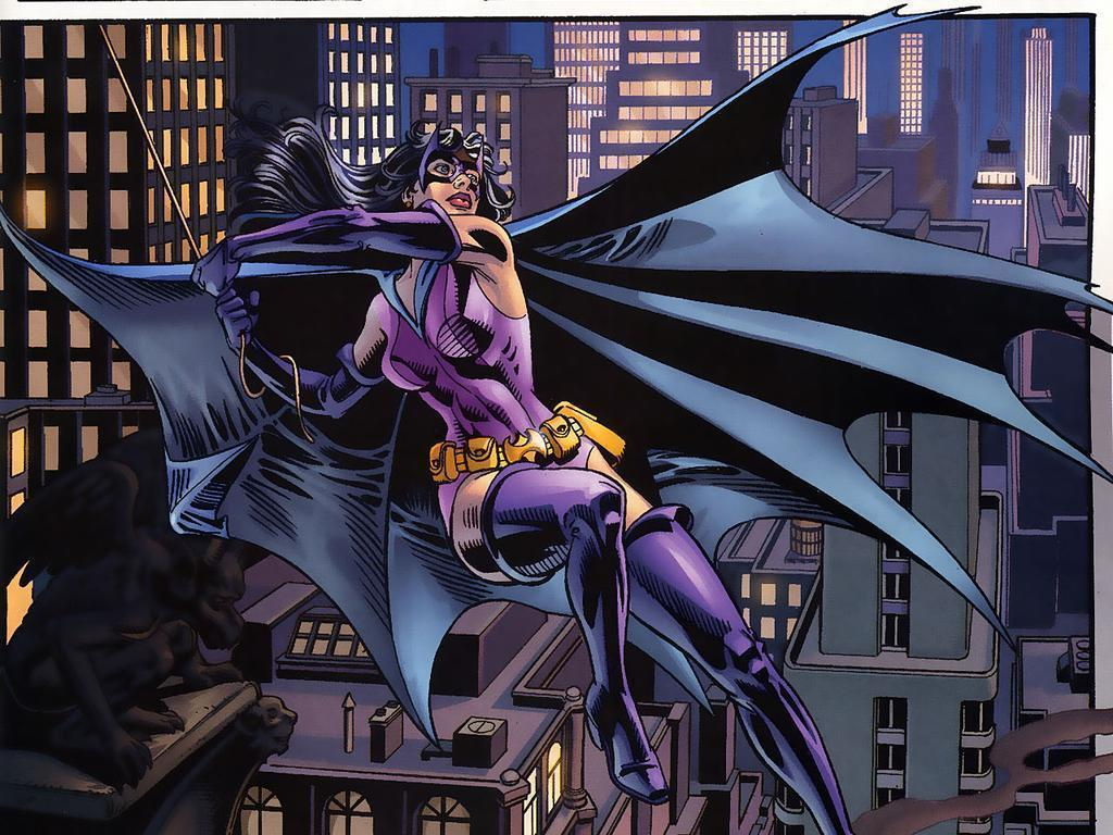 43] DC Comics Huntress Wallpaper on WallpaperSafari 1024x768