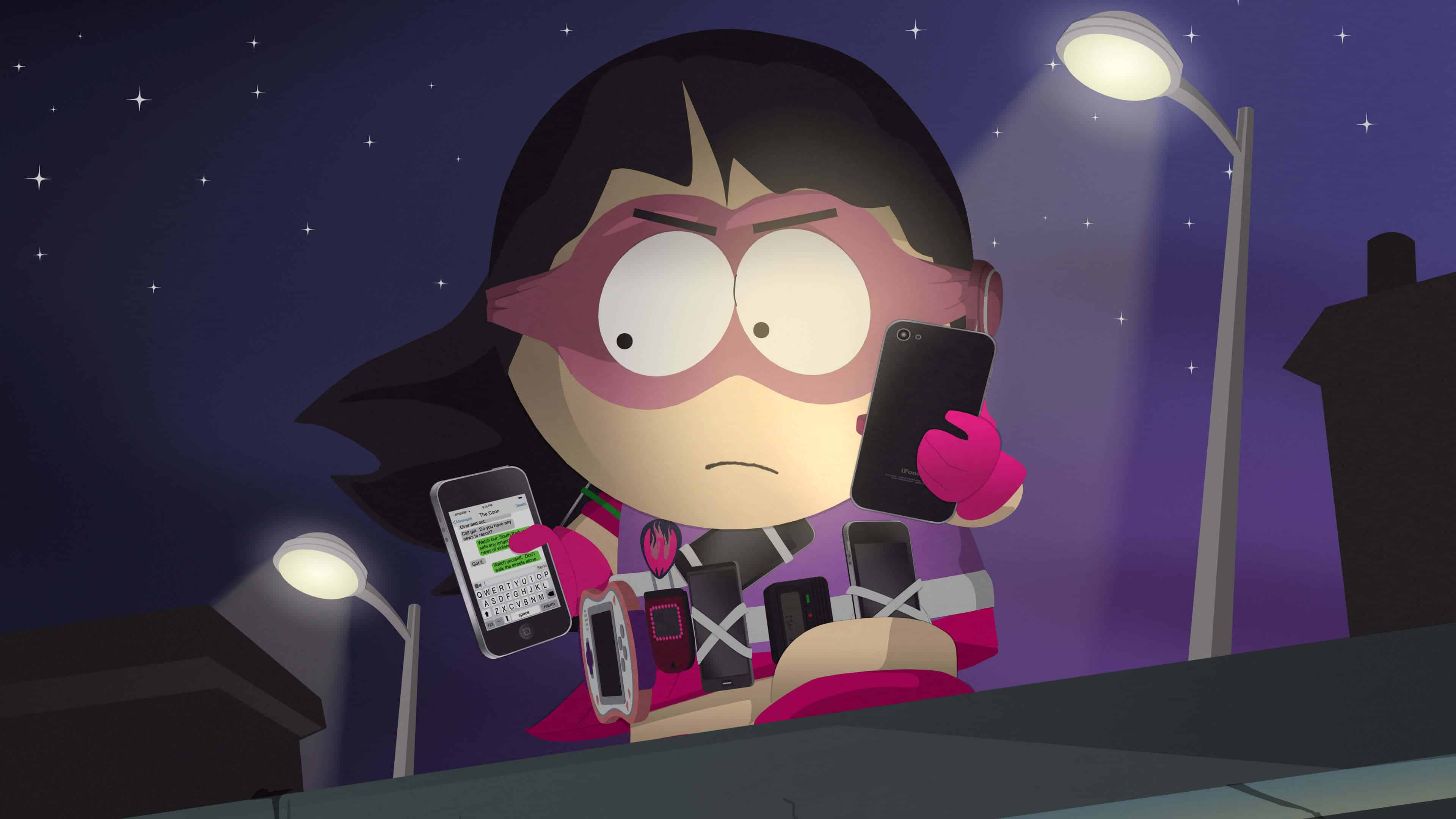 South Park Fractured But Whole Call Girl UHD 4K Wallpaper Pixelz 3840x2160