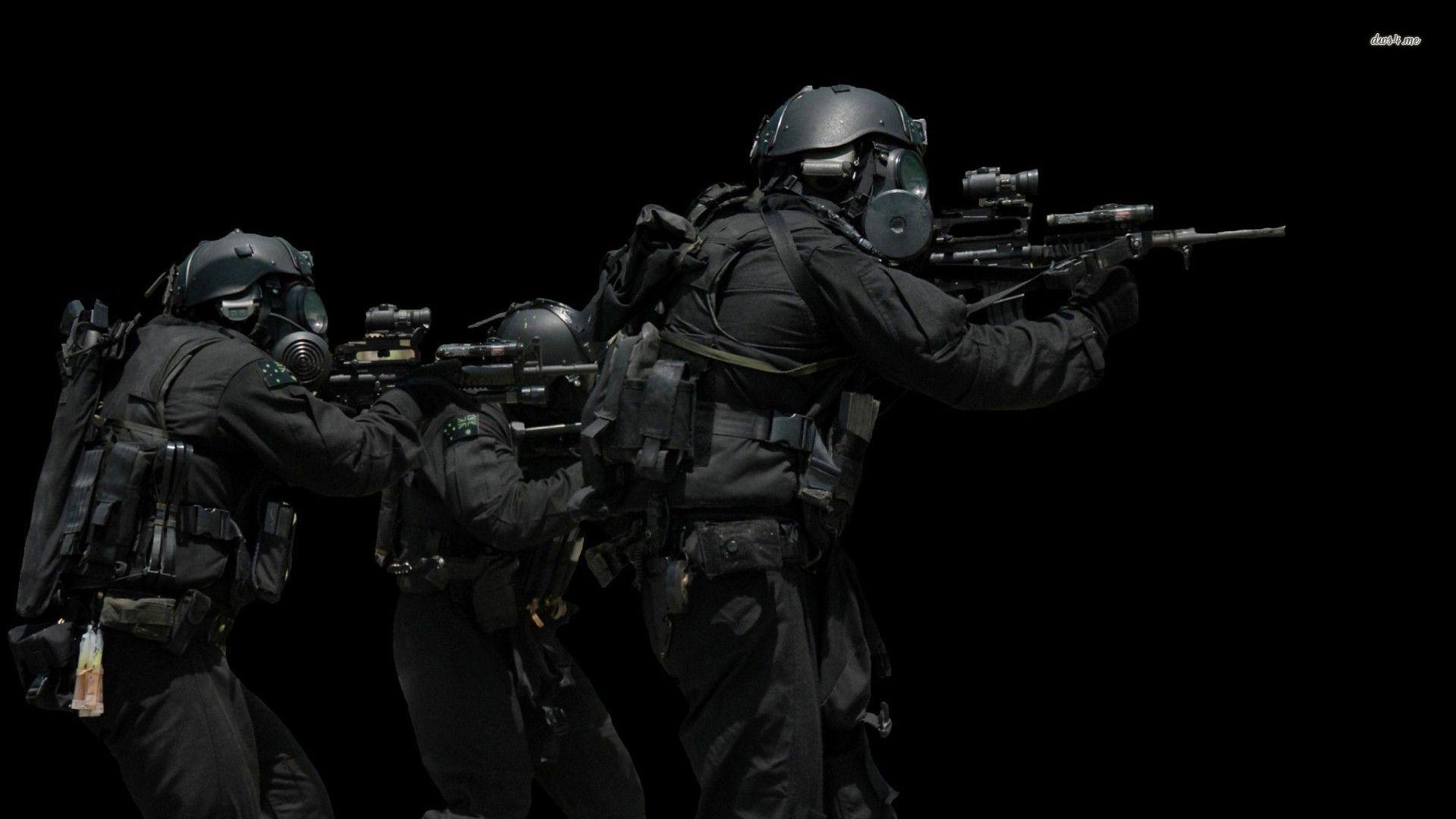 SWAT soldiers wallpaper   972732 1920x1080