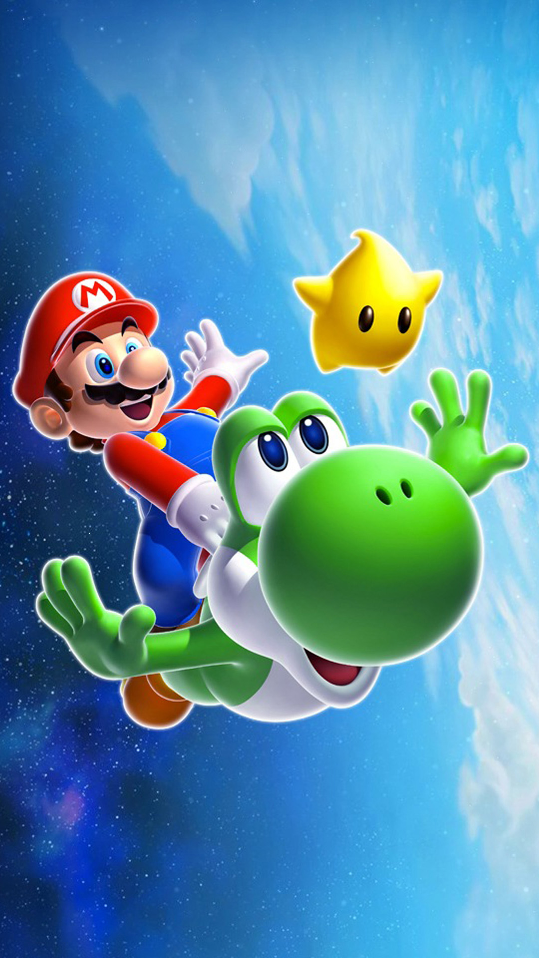Free Download Hd Super Mario Bros World Mobile Phone Wallpapers