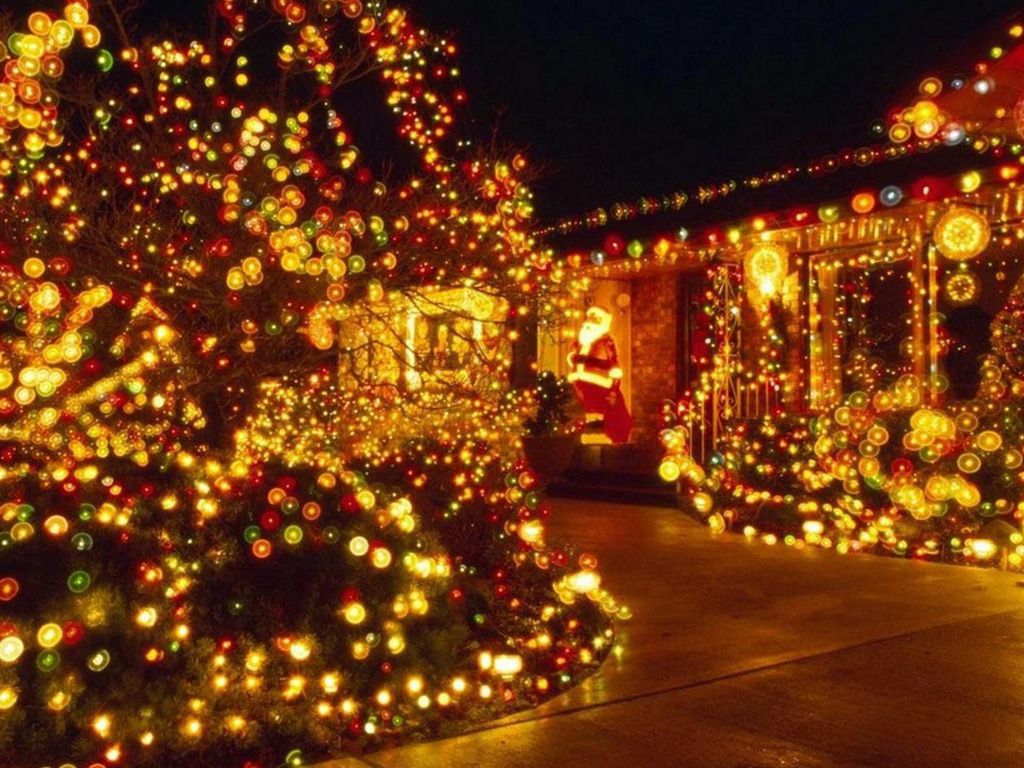 HD Christmas Wallpapers Download Latest Christmas Wallpaper 1024x768