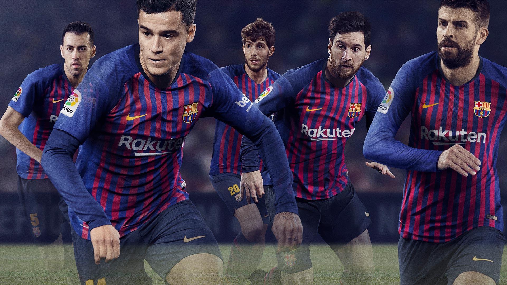 FC Barcelona unveils new Nike kit for 201819 season 1920x1080