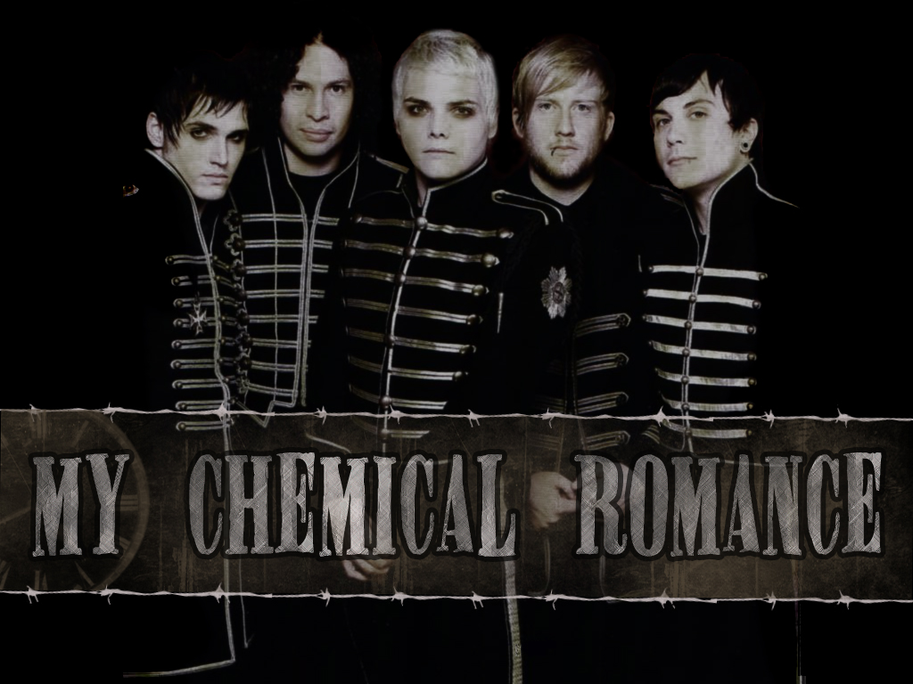 My Chemical Romance   My Chemical Romance Wallpaper 414303 1024x768
