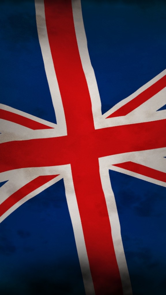 UK Flag iPhone 6 6 Plus and iPhone 54 Wallpapers 576x1024