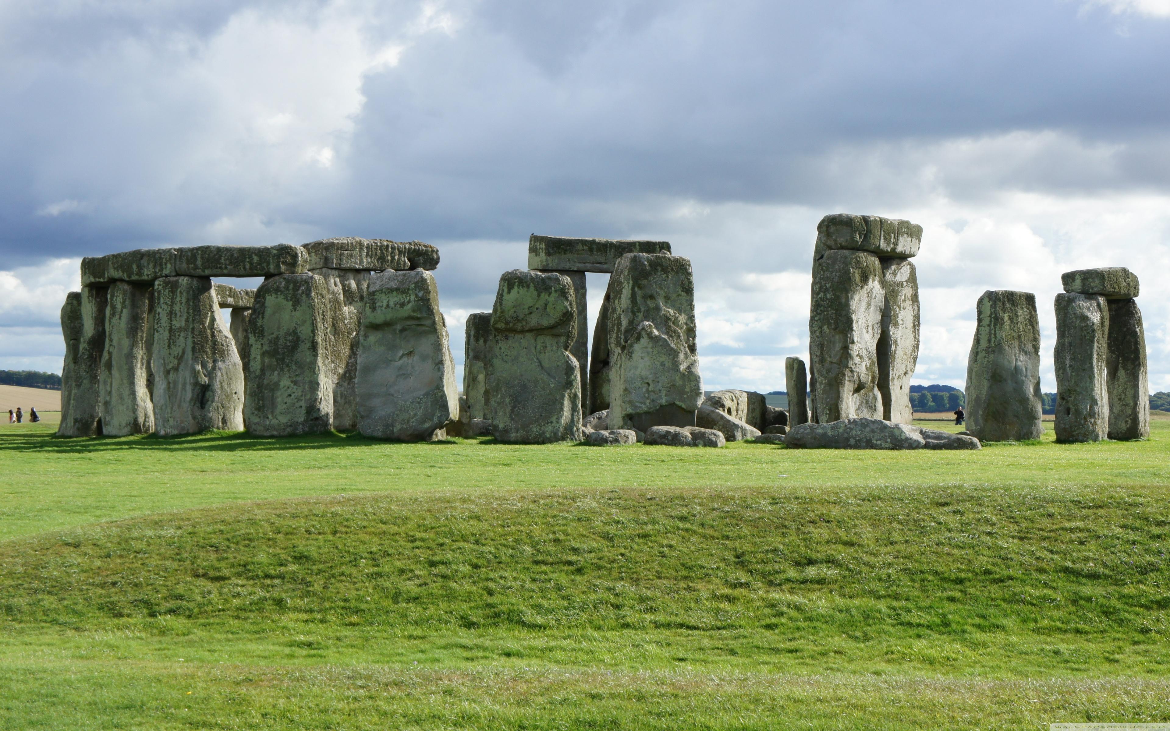 Stonehenge 4K HD Desktop Wallpaper for Wide Ultra 3840x2400