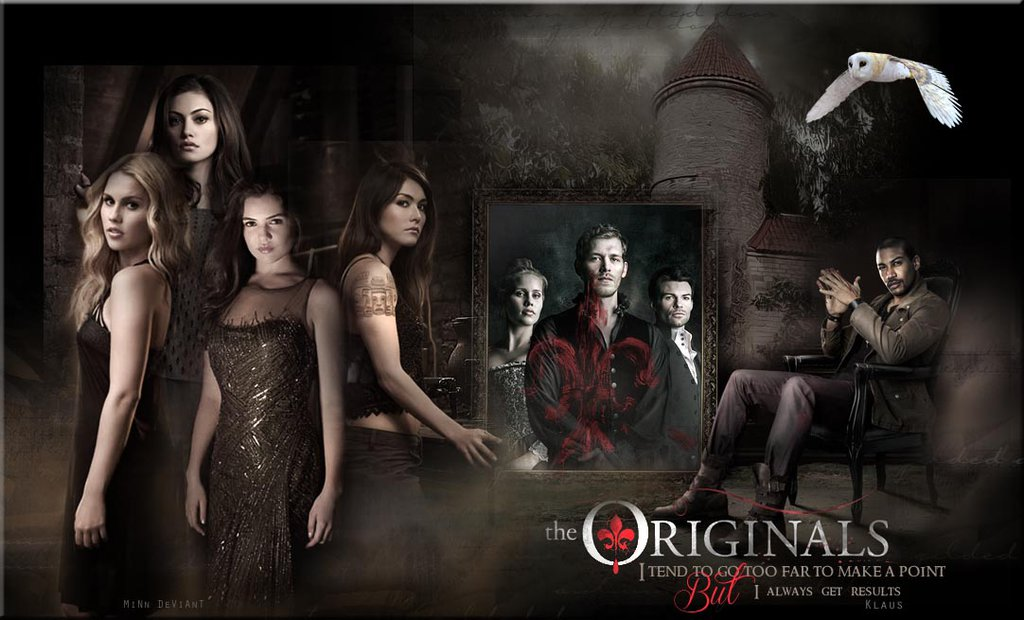 The Originals Wallpapers HD  WallpaperSafari