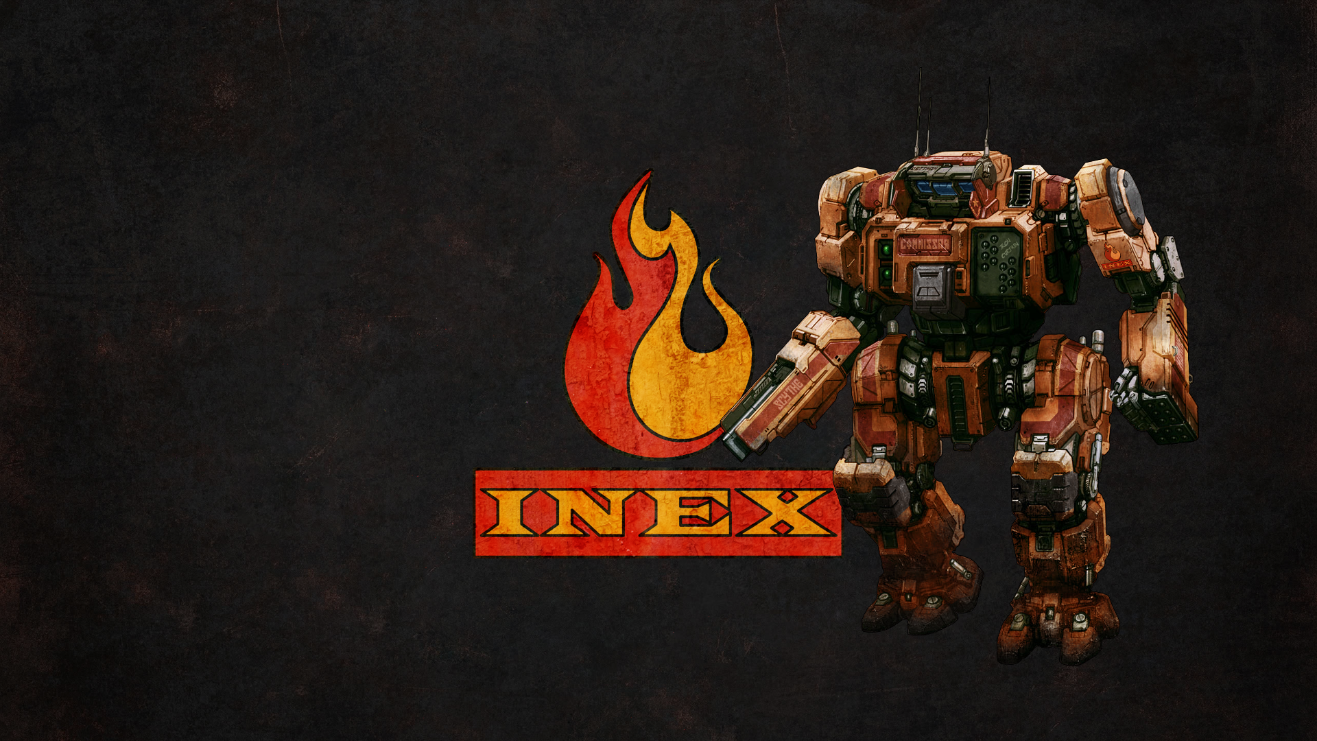 MWO Highlander Commissar wallpaper by Odanan 1920x1080