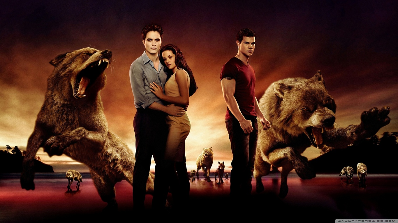 The Twilight Saga Breaking Dawn Part 2 HD Wallpapers   All HD 1366x768