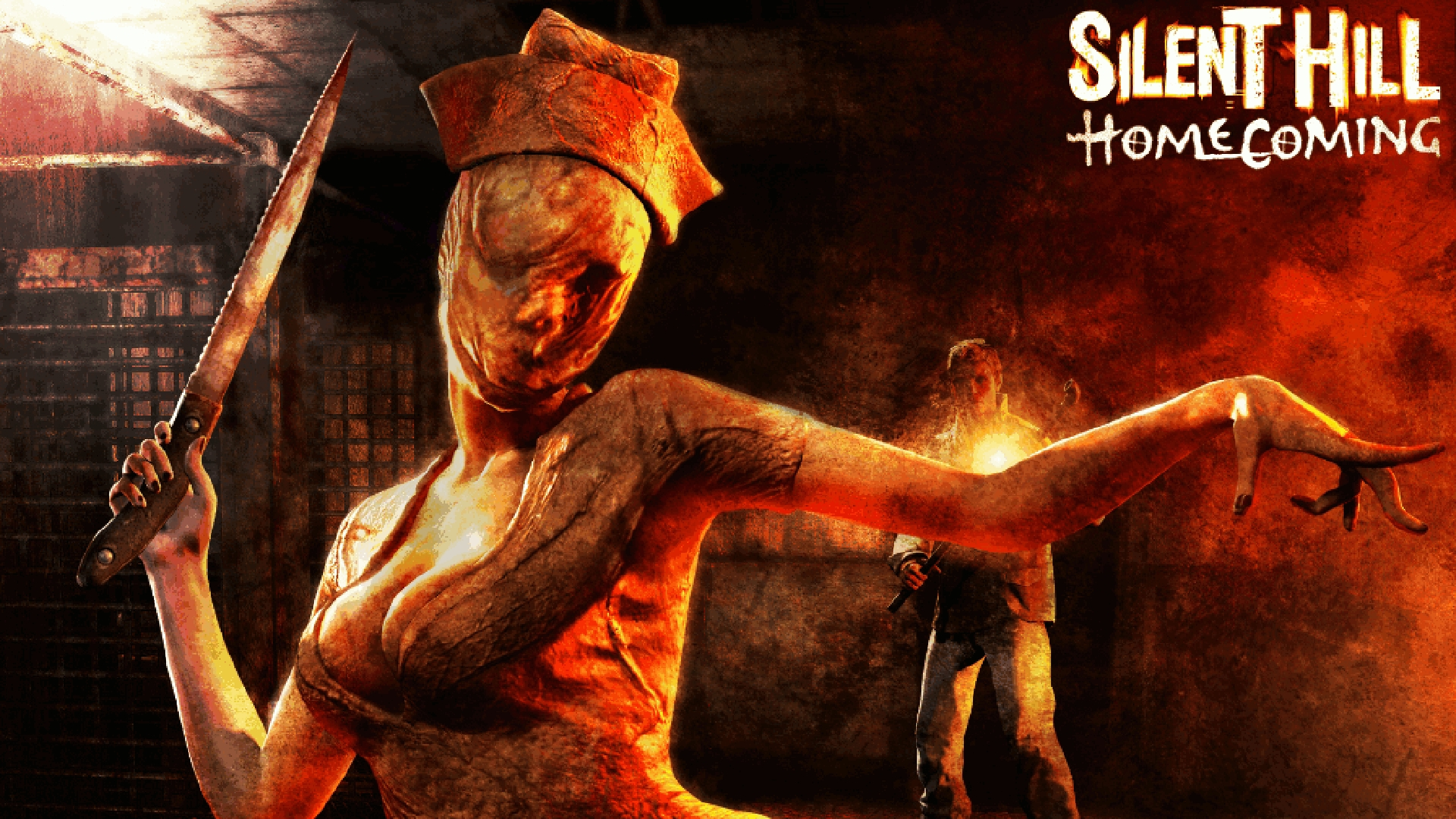 Silent hill nude images porn pics