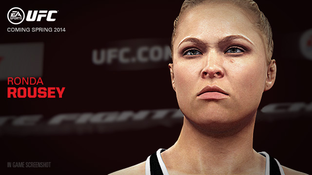 EA Sports UFC Wallpapers Roster Reveal Ronda Rousey 640x360