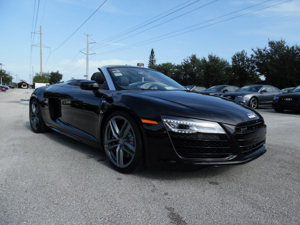 Audi R8 Spyder 2015 Wallpaper Wallpapersafari