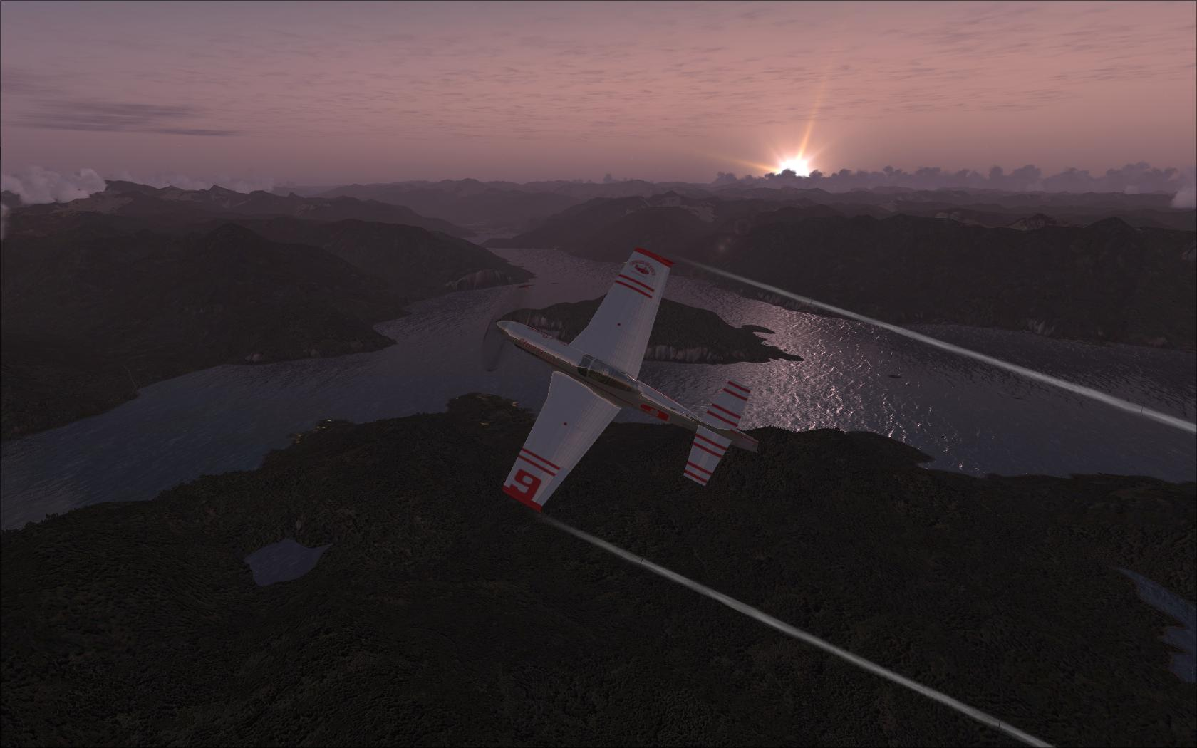 What do you think of my FSX wallpapers   SimForumscom Discussion 1680x1050