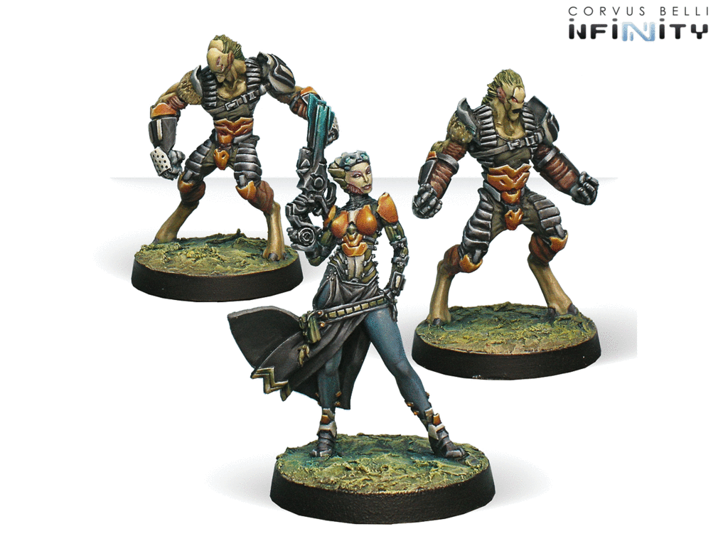 Infinity Tohaa Support Pack Sinclair Games 1024x768