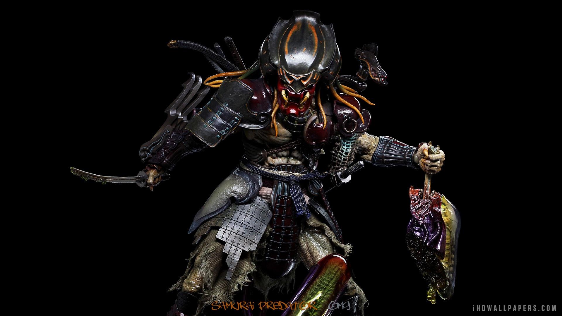 Samurai Predator 2 HD Wallpaper   iHD Wallpapers 1920x1080