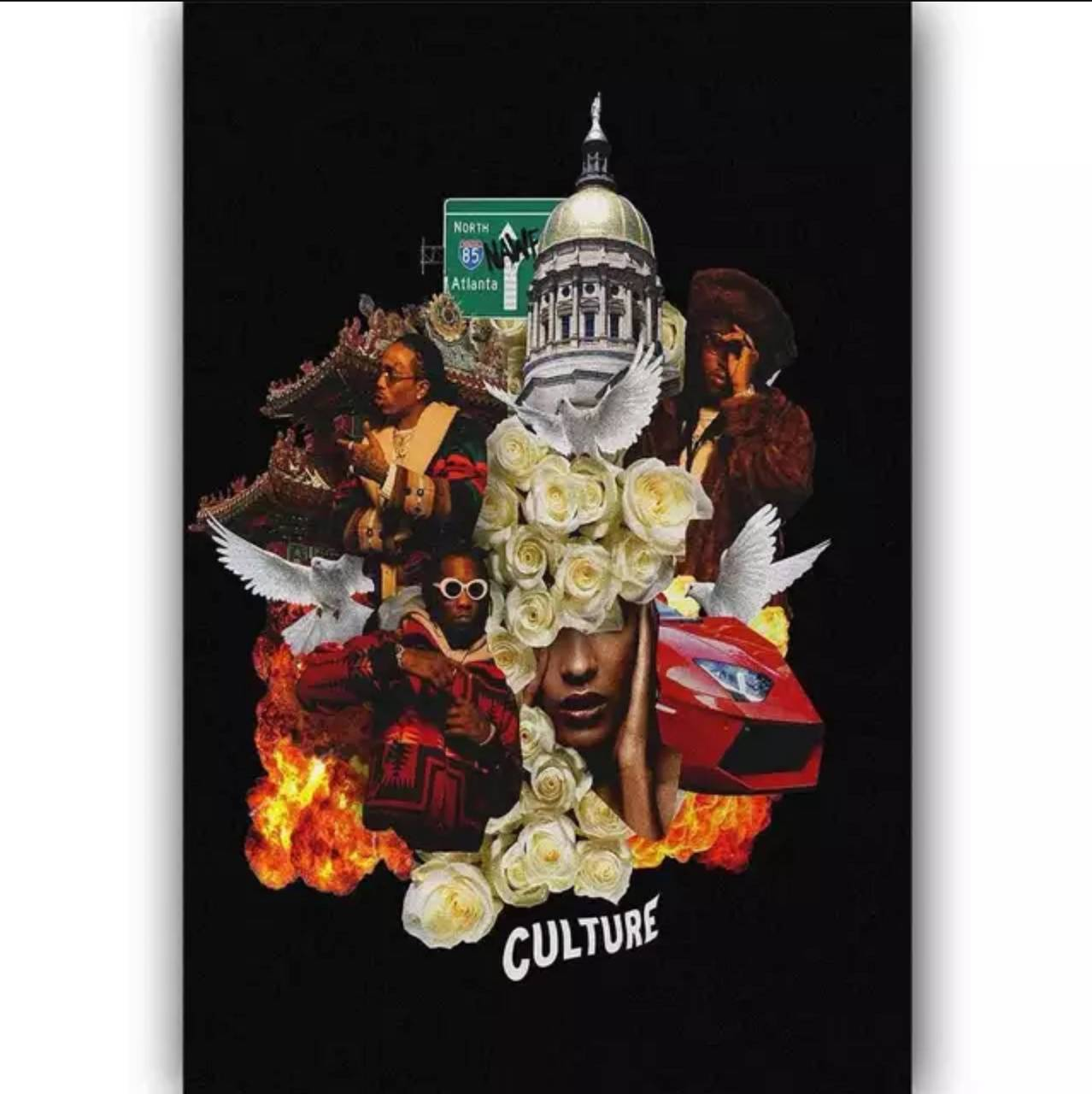 Migos Rap Wallpapers   Top Migos Rap Backgrounds 1278x1280