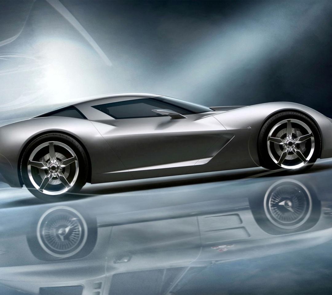 2012 corvette stingray 1080x960 Screensaver wallpaper 1080x960
