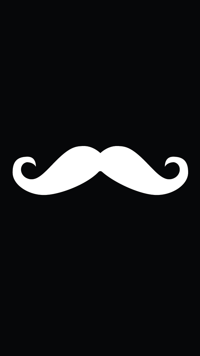 moustache wallpaper wallpapersafari