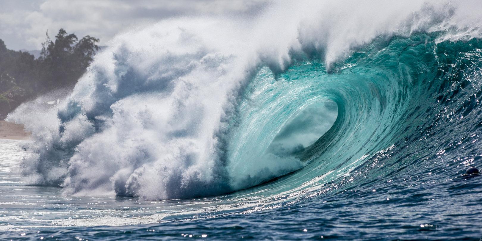 Pipeline Hawaii Wallpaper Wallpapersafari