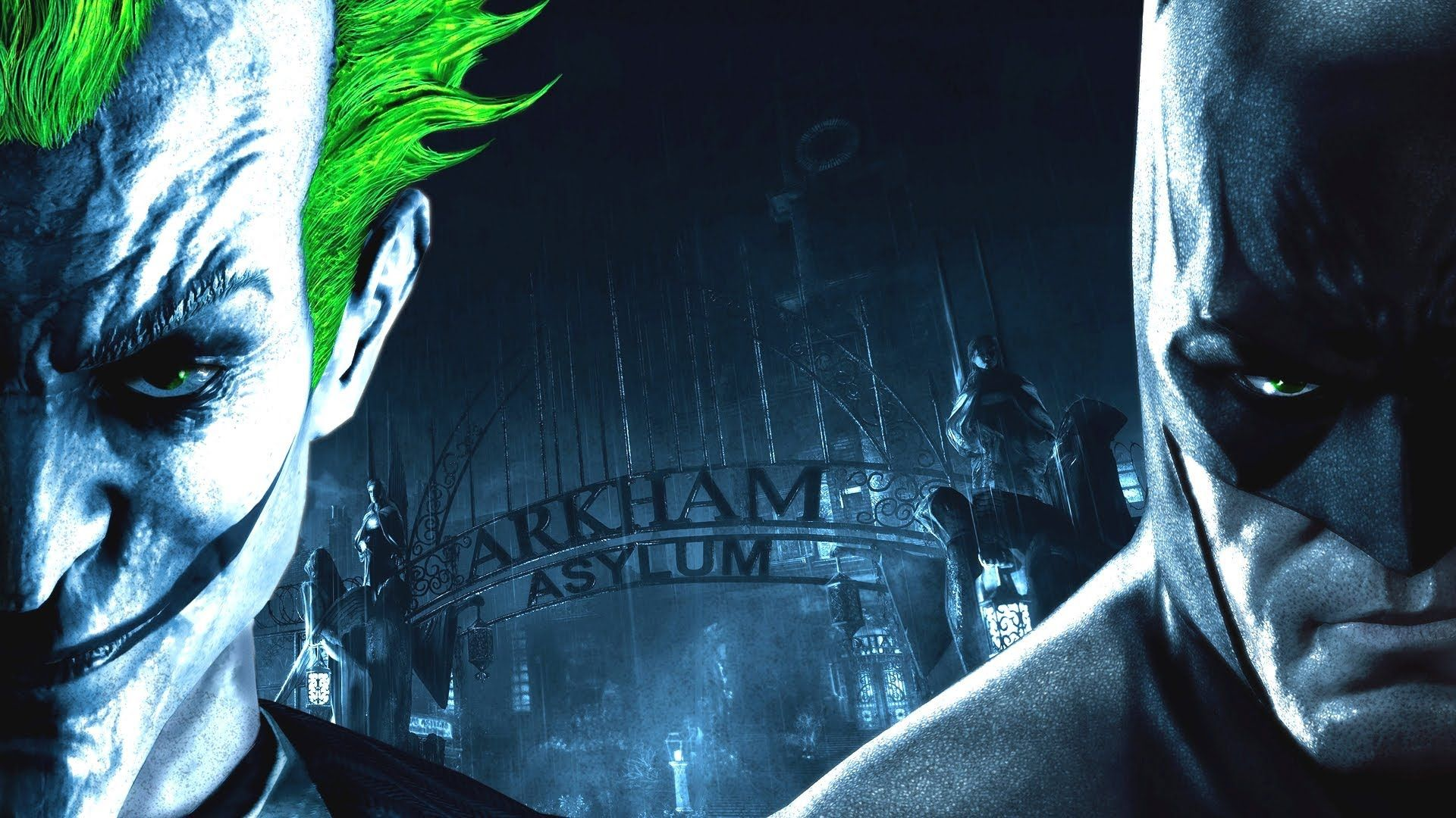 Batman The Complete Arkham Saga Origins Asylum City Knight 1920x1080