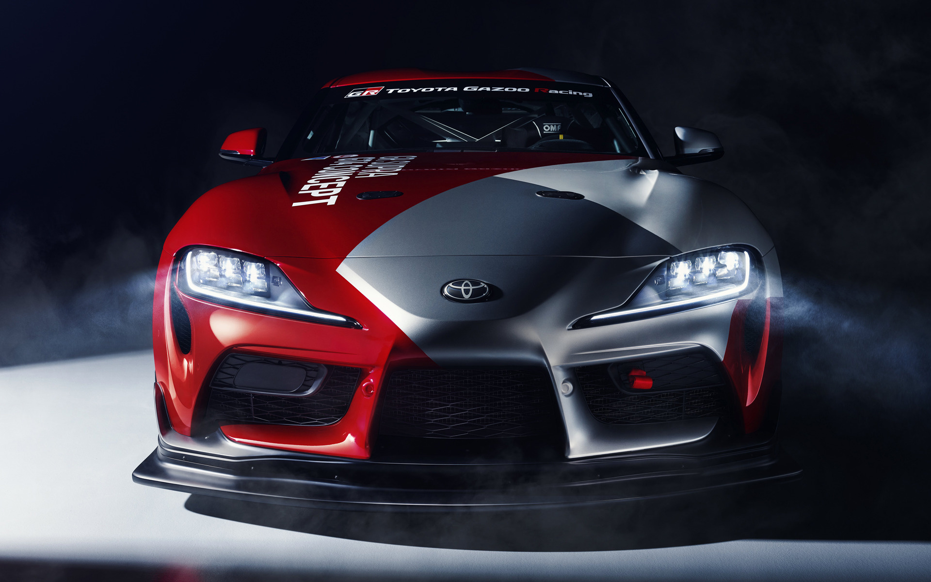 2019 Toyota GR Supra GT4 Concept   Wallpapers and HD Images Car 1920x1200