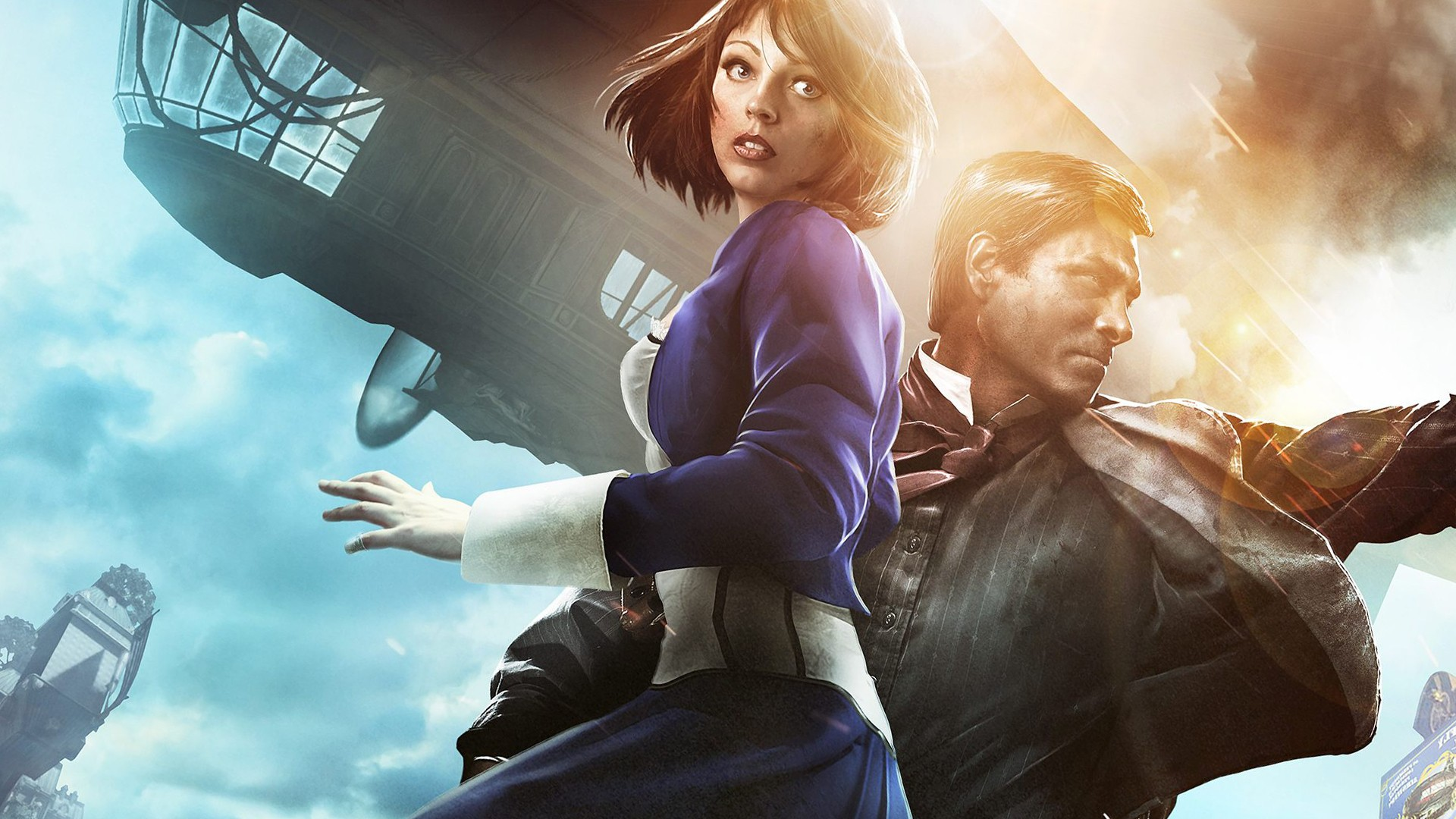 Bioshock Infinite HD Wallpaper Background Image 1920x1080 ID 1920x1080