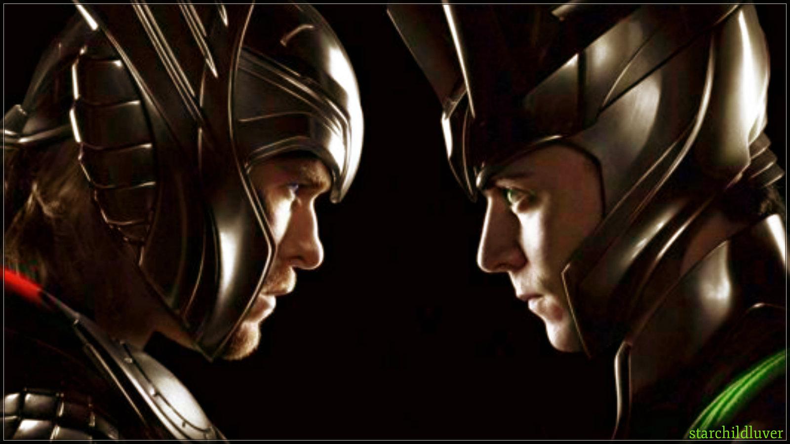 Thor the dark world loki wallpaper