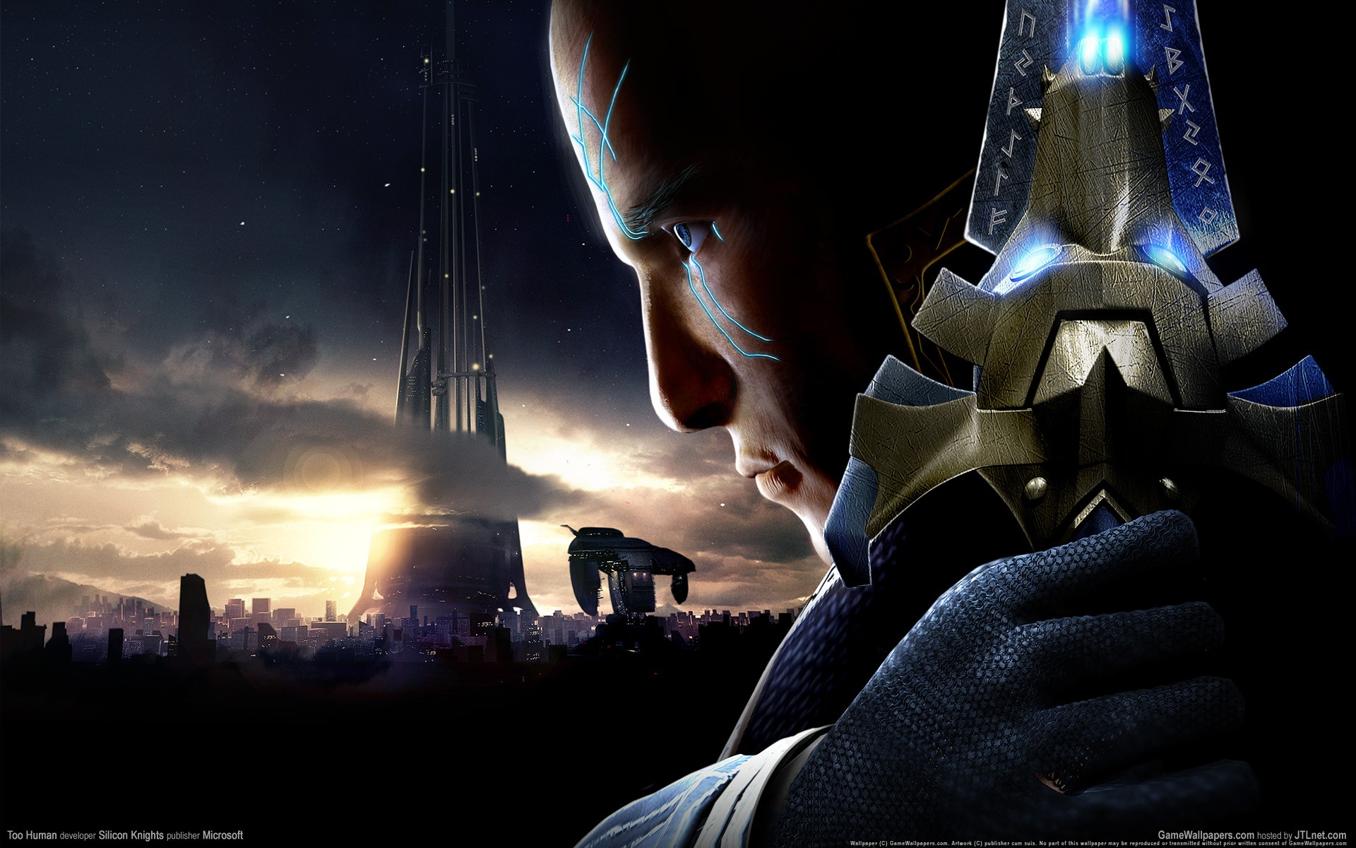 The gallery for   gt Cool Video Game Wallpapers 1920x1200
