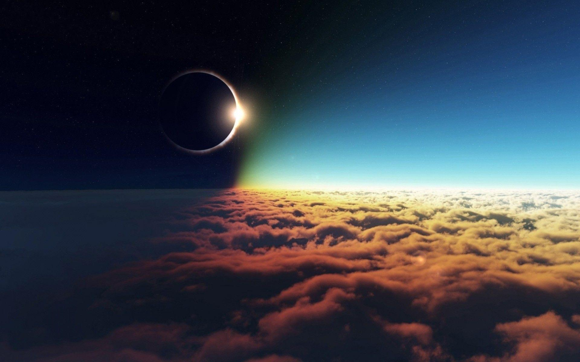Solar Eclipse 2017 Wallpapers   Top Solar Eclipse 2017 1920x1200