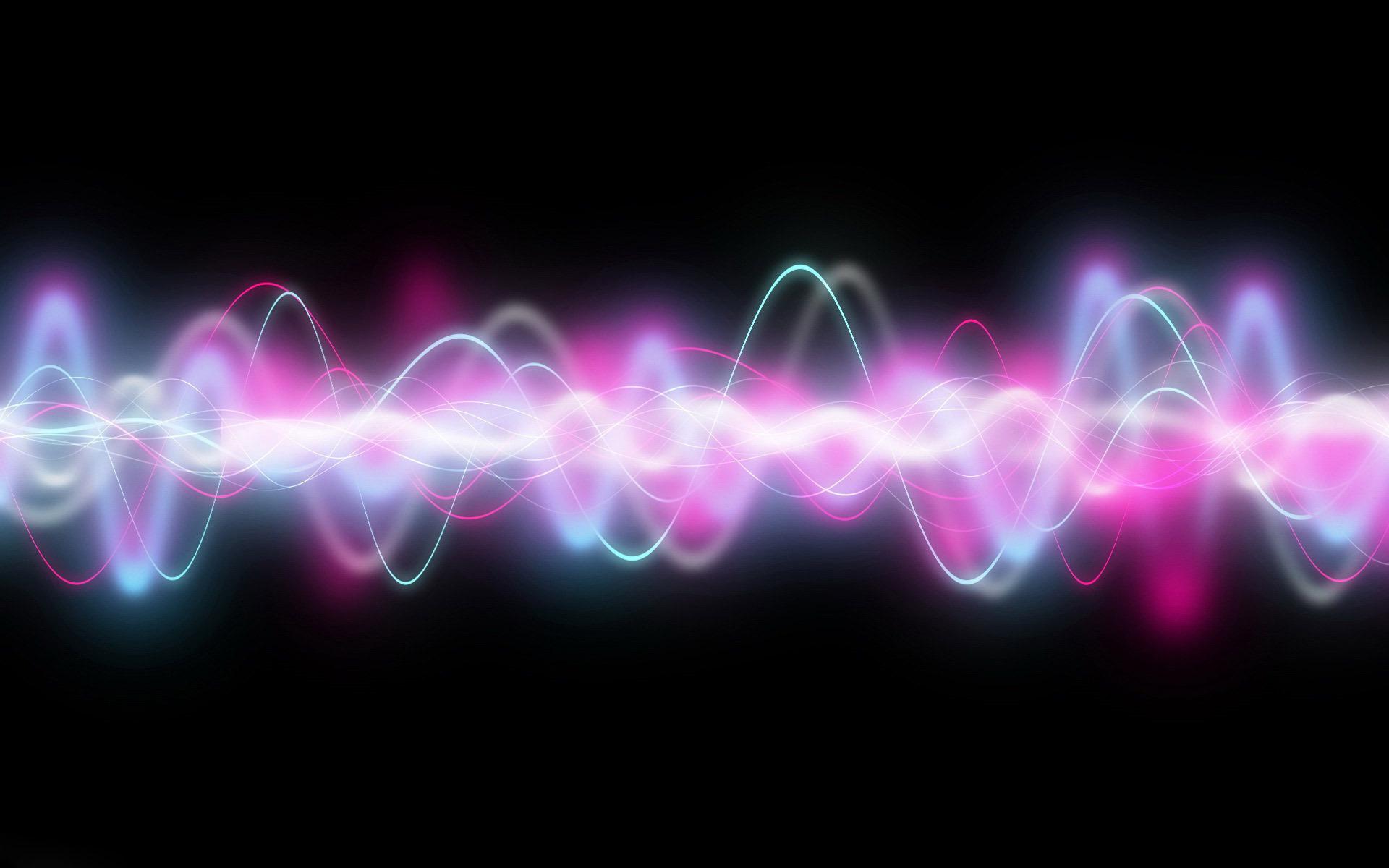 Sound waves wallpaper 174 1920x1200