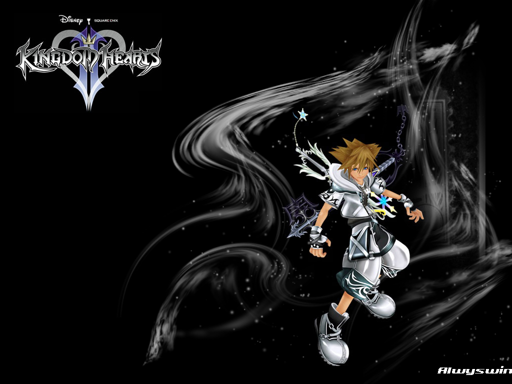 Kingdom Hearts 2 Wallpaper by Alwyswin 1024x768