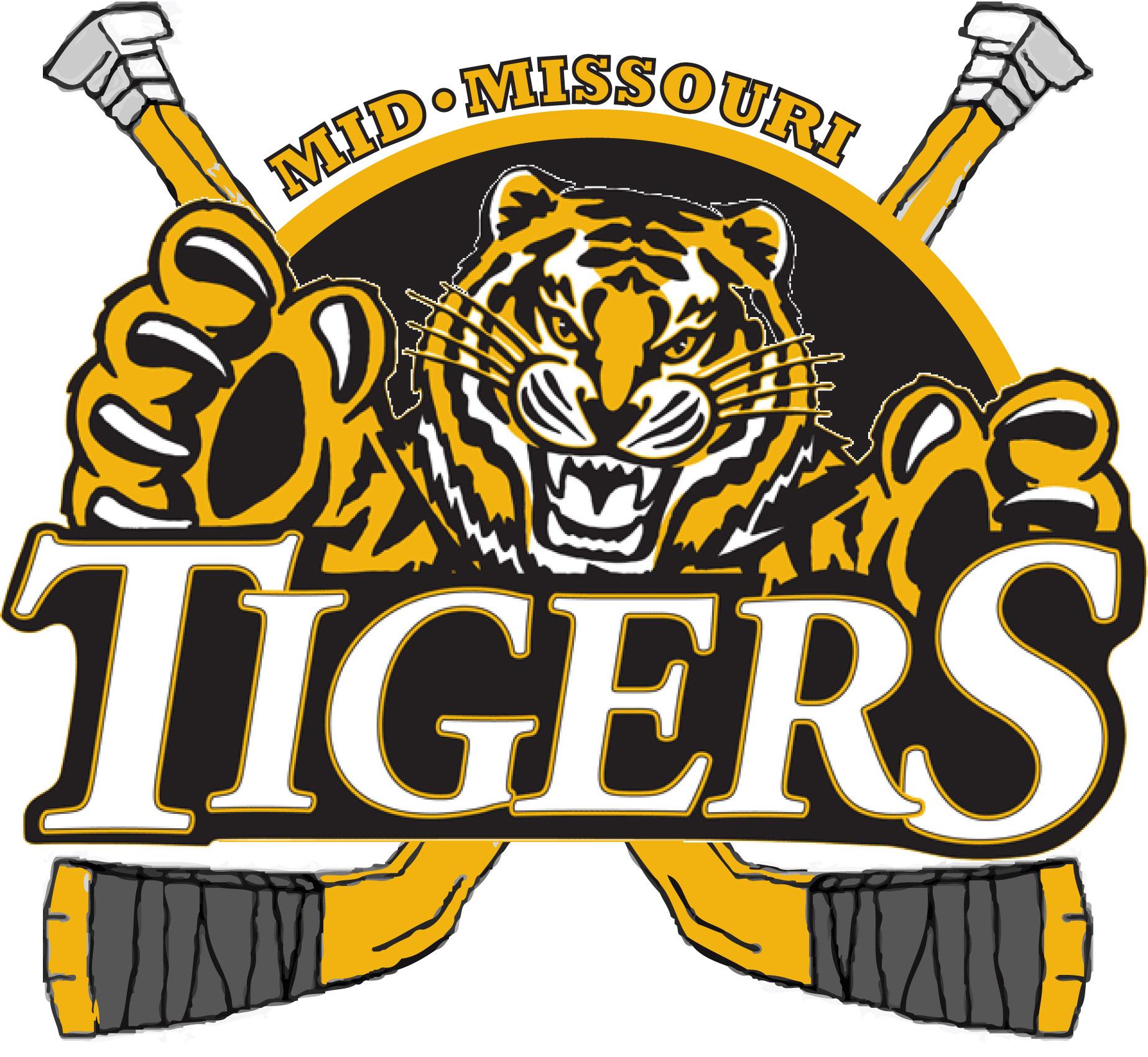 Pin Missouri Tigers Logo 1846x1700